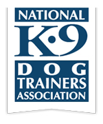 registered with k9 dog trainer assosociation