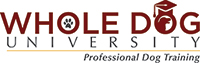 Whole Dog University Logo