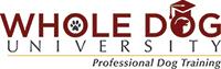 Whole Dog University Logo